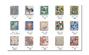画像2: 箸置きコレクションセット(化粧箱入)【青郊窯】