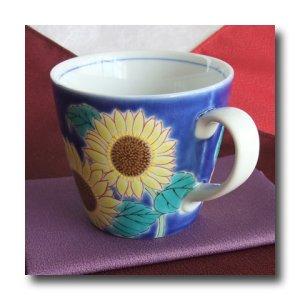 画像3: マグカップ ひまわり(紙箱入)
