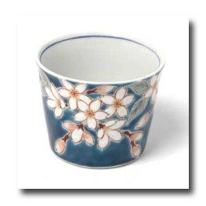 画像3: フリーカップセット 四季の花(木箱入)
